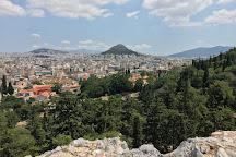 Areopagus, Athens, Greece