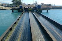 Submersible Bridges, Isthmia, Greece