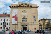 Hybernia Theatre, Prague, Czech Republic