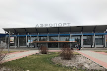 Museum of Aviation at Tomsk Airport, Tomsk, Russia