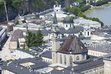 Franziskanerkirche, Salzburg, Austria