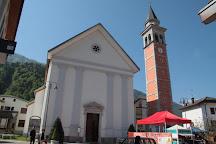 Parrocchia San Giorgio Martire, Claut, Italy