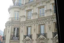 Edificio del Circulo de Union Mercantil, Madrid, Spain