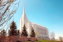 Rexburg Idaho Temple, Rexburg, United States