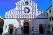 Morske Orgulje (Sea Organ), Zadar, Croatia