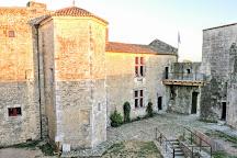Chateau Fort de Saint Jean d'Angle, Saint Jean d'Angle, France