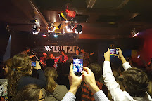 Wurlitzer Ballroom, Madrid, Spain