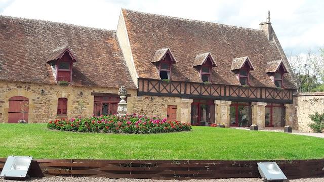 B&B Chateau de Peufeilhoux