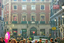 Centro Comercial Arenal, Madrid, Spain