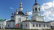 Богородице-Алексеевский Мужской Монастырь, Советская улица, дом 7 на фото Томска