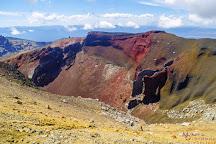 Tongariro Alpine Crossing, Tongariro National Park, New Zealand
