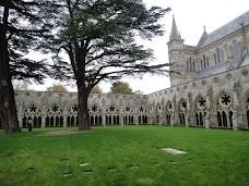 Magna Carta Chapter House salisbury