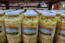 Garlic World, Gilroy, United States