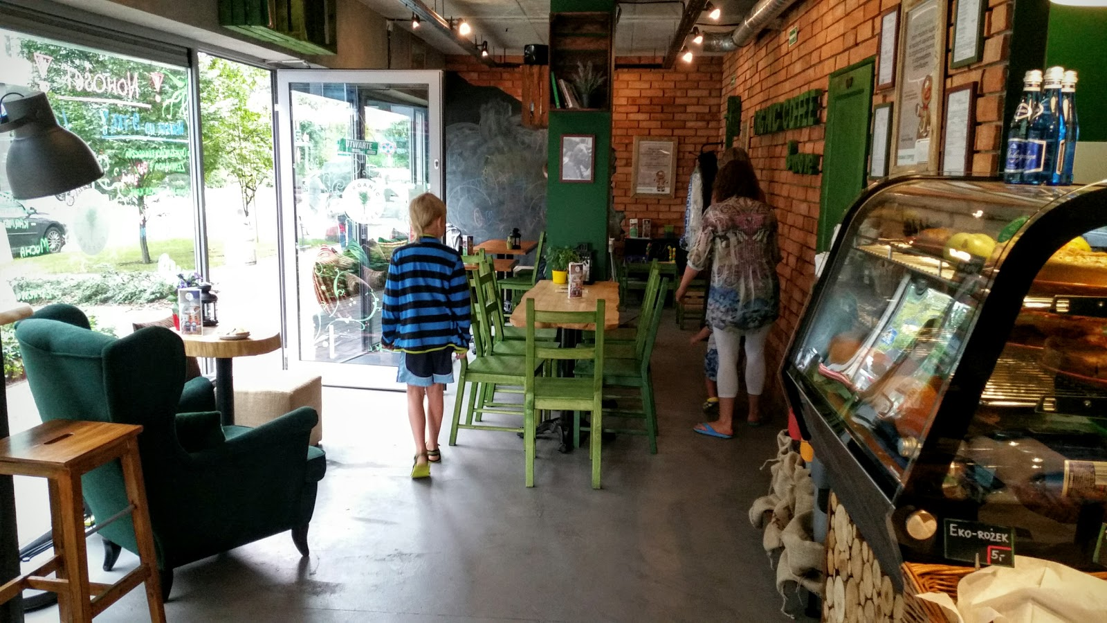 Organic Coffee & more: A Work-Friendly Place in Warsaw