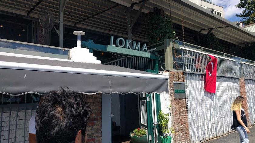 Lokma Cafe Resim 3