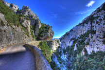 Gorges de Galamus, Pyrenees-Orientales, France