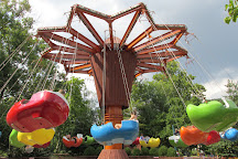 Kentucky Kingdom, Louisville, United States