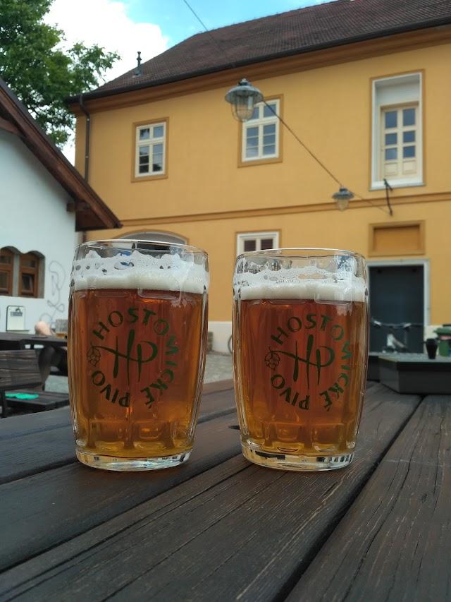 Pivovar Hostomice pod Brdy