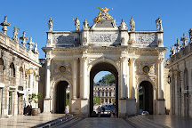 L'arc Here, Nancy, France
