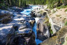 Mistaya Canyon, Banff National Park, Canada