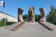 Memorial de la Shoah Drancy, Drancy, France