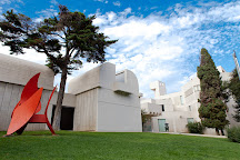 Joan Miro Foundation, Barcelona, Spain
