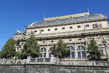 National Theater, Prague, Czech Republic