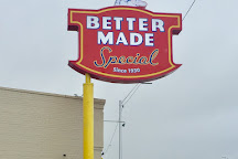 Better Made Snack Foods, Detroit, United States