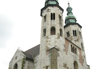 Church of St. Andrew (Kosciol Swietogo Andrzeja), Krakow, Poland