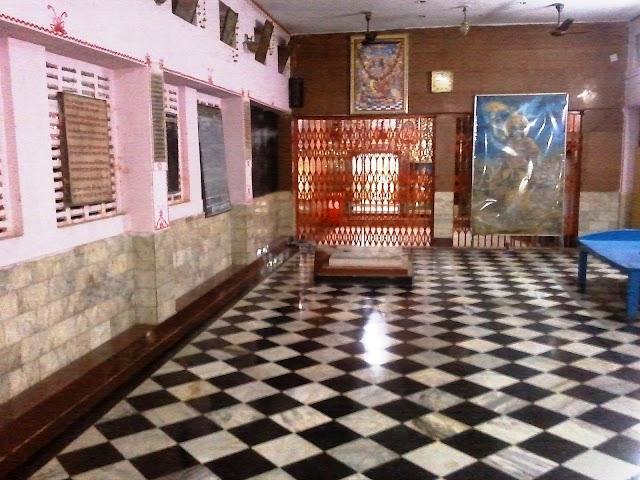 Shri Manshapurna Hanuman Temple