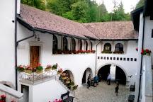 Santuario di San Romedio, Coredo, Italy