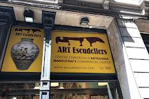 ART Escudellers, Barcelona, Spain