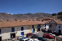 Church of San Blas (Iglesia de San Blas), Cusco, Peru