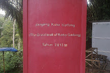 Great Wall of Koto Gadang, Bukittinggi, Indonesia