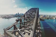 Pylon Lookout at Sydney Harbour Bridge, Sydney, Australia