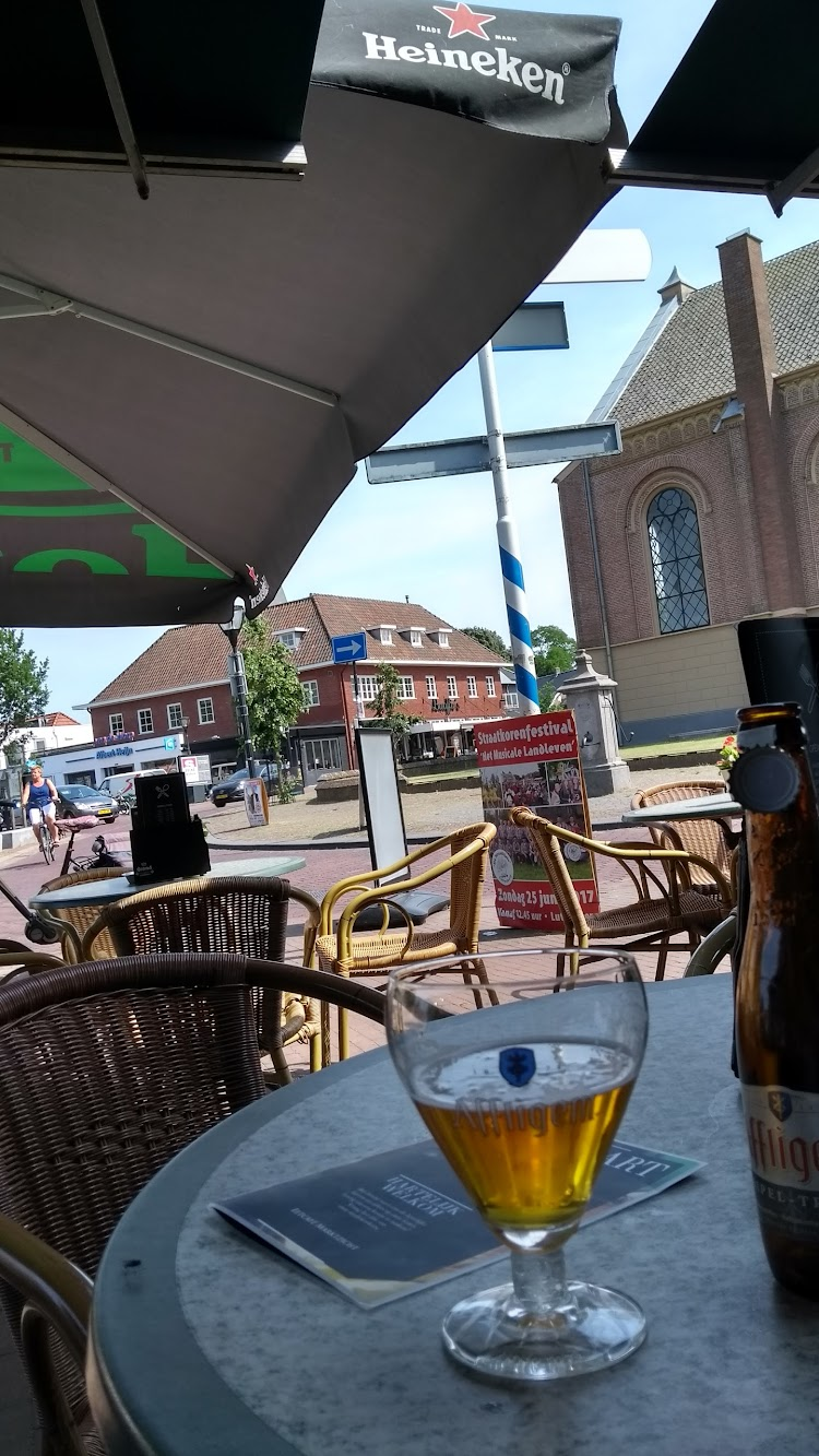 Eetcafé Marktzicht Heino