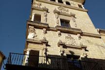 Palacio de los Condes de Guadiana, Ubeda, Spain