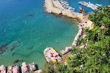 Mermerli Beach, Antalya, Turkey