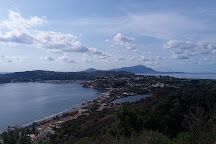 Monte Nuovo Beach, Pozzuoli, Italy