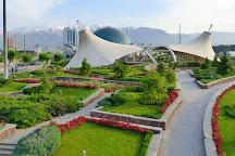 Tabiat Bridge, Tehran, Iran