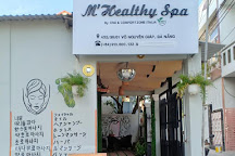 M' Healthy Spa, Da Nang, Vietnam