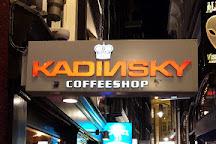 Kadinsky Coffeeshop, Amsterdam, Holland