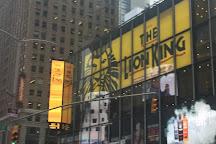 Hamilton - An American Musical, New York City, United States