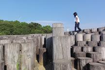 Ryuyo Marine Park, Iwata, Japan