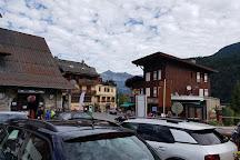 Télécabine de Bellevue, Les Houches, France