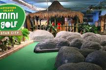 Adventure Island Mini Golf, Birmingham, United Kingdom