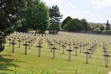 Cimetiere Militaire du Faubourg-Pave, Verdun, France