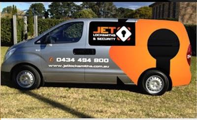 Jet Locksmiths & Security