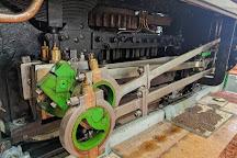 Fell Locomotive Museum, Featherston, New Zealand