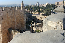 Tower of David Museum of the History of Jerusalem, Jerusalem, Israel